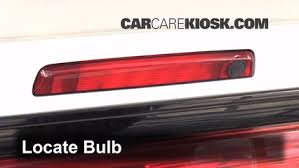 third brake light bulb change dodge charger 2011 2014 2013