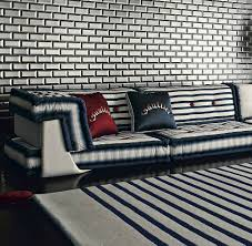 Nautical Living Room Sofas by Nautical Themed Living Room Idea By Roche Bobois