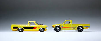 First Look: 2016 Hot Wheels Custom '72 Chevy LUV And '67 Chevy C10 ...