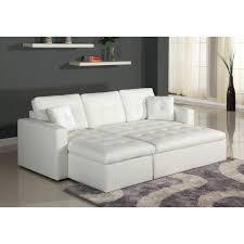 nettoyer canapé simili cuir blanc canape blanc simili cuir canapa 2 angles en cuir blanc et noir