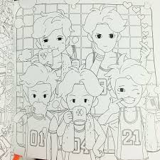 On Twitter EXO A DAY IN EXOPLANET COLORING