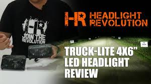 Truck-Lite 4x6