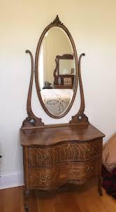 Tiger Oak Serpentine Dresser by Antique Tiger Oak Dresser Antique Carved Wood Dresser With Three