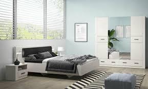 schlafzimmer set komplett 4 tlg kleiderschrank bett andersen