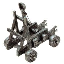 siege engines miniature cannons catapults siege engines by