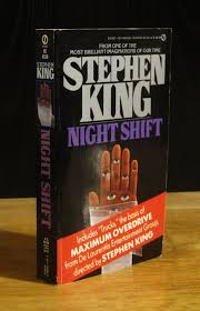 100 Trucks Stephen King Night Shift Signed Signet Code AE4539 By Signet