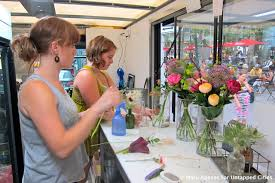 The Uprooted Flower Truck NYCs First Florist On Wheels Untapped Cities Sunshower Flowertruck 010653