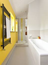 Gray And Yellow Bathroom Decor Ideas by Best 25 Yellow Bathrooms Design Inspiration Of Best 25 Yellow