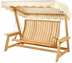 Roble Garden Swing Seat Image 3