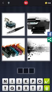 4 Pics 1 Word 4 Letters Level 1 Letter Format Examples