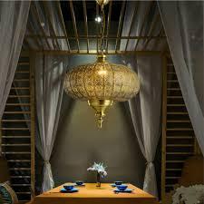 nordic retro esszimmer kronleuchter orientalischen pataliputra eisen laterne amerikanischen wohnzimmer kaffee shop industrielle wind beleuchtung