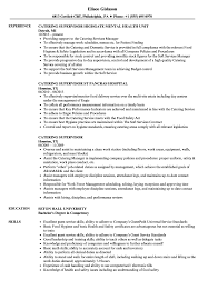 Catering Supervisor Resume Samples | Velvet Jobs Sales Manager Job Description For Resume Operations Examples 2019 Best Restaurant Assistant Example Livecareer General Luxury Bar Security Intern Sample 20 Plus Kenyafuntripcom Hospality Complete Guide Tips Cv Crossword Mplate Example Hotel General Retail Store Beautiful Business Lan N Bank Branch Plan Template New Samples And Templates Visualcv Bar Manager Duties Jasonkellyphotoco