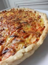 tarte oignons lardons fromage c secrets gourmands de