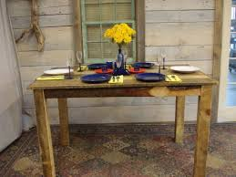 Rustic Dining Room Table 60 X 36 30
