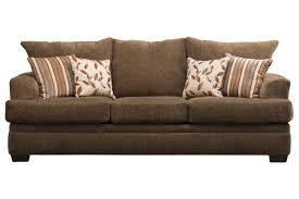 Levon Charcoal Queen Sofa Sleeper by Bingham Chenille Sofa