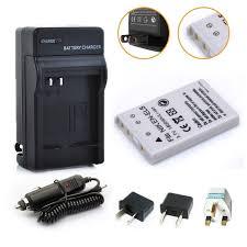 1800mAh EN EL5 ENEL5 camera battery AKKU Charger For NIKON