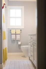 Nate Berkus Herringbone Curtains by Yellow And Grey Kids Bathroom Contemporary Bathroom