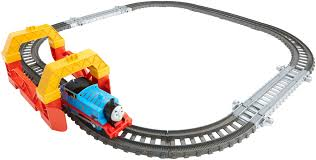 Thomas The Train Tidmouth Sheds Playset by Amazon Com Fisher Price Thomas The Train Trackmaster 2 In 1