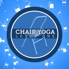 USB Version Chair Yoga Level One Includes Full 24 Page Manual