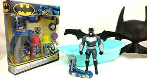 Bathtub Fingerpaint Soap Recipe by Superhero Batman And Junior Batman Bath Time With Colorful