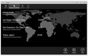 windows 10 activer la nouvelle horloge