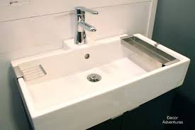 new basement bathroom vanity ikea style decor adventures