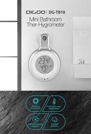 Buy DIGOO DG-TB10 Hygrometer Thermometer For Only $4.66 On ...
