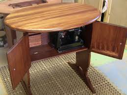 Sewing Cabinet Woodworking Plans by 20 Best Sewing Tables Images On Pinterest Sewing Tables Sew And