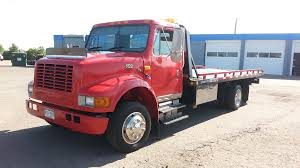 1999 International 4700 ~ Champion Rollback - Mid America Wrecker ... 2000 Intertional 4700 24 Frame Cut To 10 And Moving Axle Used 1999 Dt466e Bucket Truck Diesel With Air Tow Trucks For Leiertional4700sacramento Caused Car 2002 Dump Fostree Refurbished Custom Ordered Armored Front Dump Trucks For Sale In Ia 2001 Lp Service Utility Sale The 2015 Daytona Turkey Run Photo Image Gallery 57 Yard Youtube Hvytruckdealerscom Medium Listings For Sale