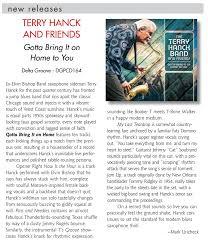 Terry Hanck News