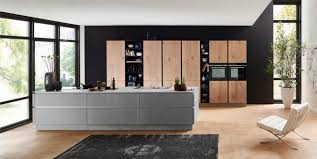 nolte große küche zement saphirgrau