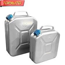 100 Diesel Fuel Tanks For Trucks 10L Oil Aluminum Metal Tank Gasoline Thick Can Water