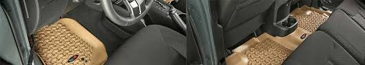 jeep floor liners mats cargo liners by rugged ridge