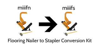 stanley bostitch miifn to miiifs flooring nailer conversion kit