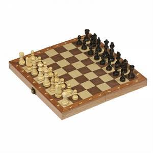 GoKi Wooden Boxed Chess Set