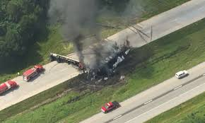 One Killed In Fiery Crash On I-57 - WSIL-TV 3 Southern Illinois Motorcyclist Killed In Accident Volving Ups Truck North Harris Photos Greenwood Road Crash Delivery Driver Dies Walker Co Abc13com Flight Recorders Found Deadly Plane Boston Herald Leestown Reopens Hours After Semi Causes Fuel Leak To Add Zeroemissions Delivery Trucks Transport Topics Sfd Cuts Open Crashes Into Orlando Business Truck Crash Spills Packages Along Highway Wnepcom Ups Accidents Best Image Kusaboshicom