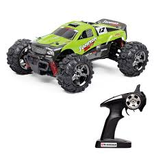 100 Fast Electric Rc Trucks RC Drift Cars 124 Scale High Speed 40KMH RC Monster