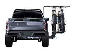 BackStage Swing Away Platform Hitch Bike Rack – Road Warrior Car Racks