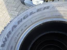 Tires Goodyear Wrangler AT/SA 265/70 R16 112T Mercedes G-Class 461 ...