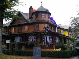 Naperville Halloween House A Youtube by Halloween House Decorating Nwitimescom Halloween 2014 Light Show