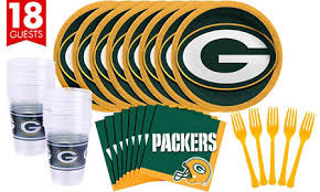 Green Bay Packers Pumpkin Designs by Nfl Green Bay Packers Party Supplies Decorations U0026 Party Favors