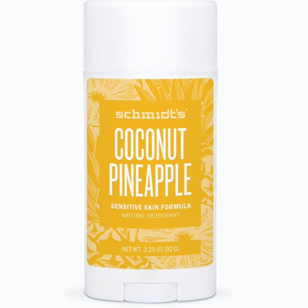 Schmidt's Natural Deodorant - Coconut Pineapple, 100ml