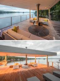 100 Lake Boat House Designs Cibinel Architecture Have Designed A Modern House With