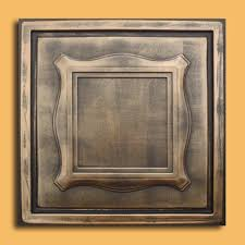 Antique Ceiling Tiles 24x24 by 24