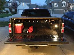 Homemade Fishing Rod Holder For Truck Bed, | Best Truck Resource Diy Bed Divider Page 2 Ford F150 Forum Community Of Custom Truck Bed Rod Holder The Hull Truth Boating And How To Install A Storage System Howtos Do Diy Camper In Topper Lift Tacoma World Homemade Cover Tarp Best 2018 Tonneau Nissan Titan 30 Great Lessons You Can Learn From Caps Covers Make Your Own 80 Build Tonneau Cover S10 Truck Ideas Pinterest