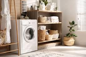 waschmaschine im bad verstecken oder integrieren die
