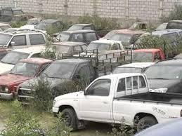 patio de autos quito ectv noticias veh纃culos recuperados por la polic纃a judicial