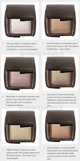 Hourglass Ambient Lighting Powder Review Swatches s