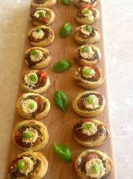 puff pastry canape ideas tomato pesto canapés phil s kitchen formerly baking fanatic