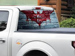 Product: Batman Logo Blood DC Comics Rear Window Decal Sticker Pick ... American Flag Truck Rear Window Decal Best Resource Amazoncom Stormtrooper Star Wars Car Graphic Antero 2015 2016 2017 2018 Chevy Colorado Bed Accent Realtree Logo Graphicrealtree Xtra Camo Camouflage Torn Back Indianola Tint Custom Decals For Cars Unique Auto Sticker Dj Confederate Rebel Trucks Fresh Windows New Stickers Hawaiian Darth Vader Passenger Series Perforated Pvc Cracked Rock Distressed How Its Made Youtube